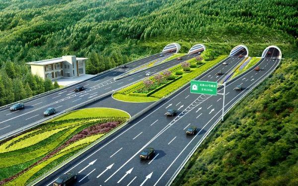 按照设计方案,除龙泉山隧道限速100公里/小时外,其他路段限速均为120