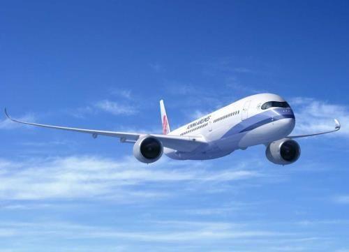 台湾华航2017年重启伦敦航线 空客A350执飞