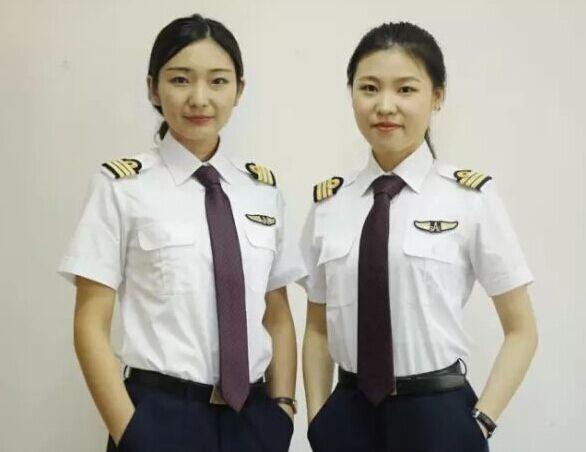 开学啦 | 上航新一代女飞行员报到!