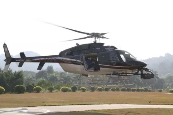 红海OR蓝海?直升机运营市场的传统与未来
