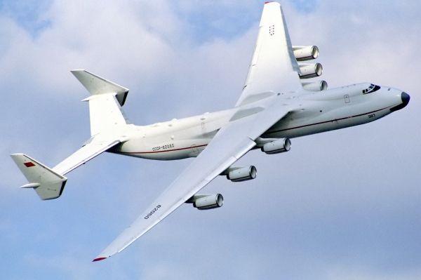 安东诺夫联手波音公司 将重启飞机生产