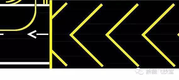 标志灯光使用图解法