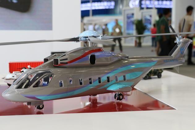 普京:中俄共开发重型直升机项目将于近期落实