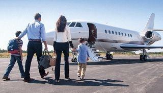 有自己飞机的富豪为何还青睐私人飞机定制旅行?