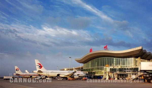 酷暑旺季:兰州机场旅客吞吐量51天屡创新高