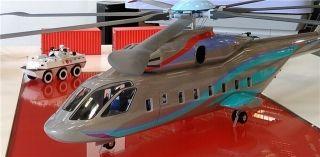中俄明年共建飞机科研中心 重点研发低空飞行器