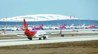 南京机场1至8月旅客吞吐量增长创新高