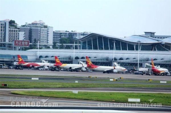 重庆机场停机位不足 局方向外航下发安全提示