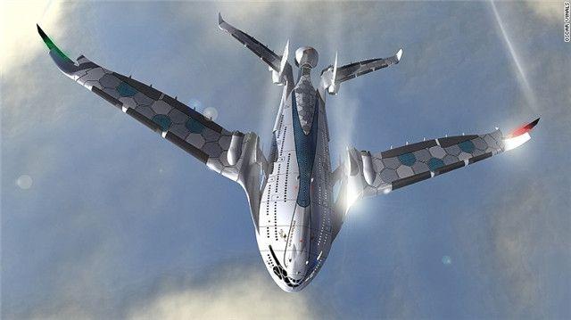 九大颠覆性技术将如何改变未来航空业
