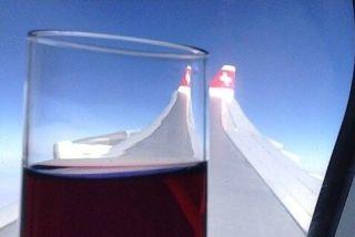 实拍:瑞士航班的1天 你的航班是不是弱爆了