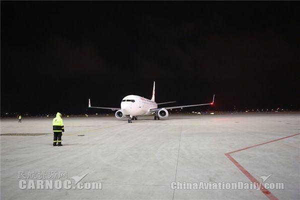 东航云南完成长水机场03跑道CAT I试飞