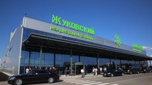 俄罗斯新开茹科夫斯基国际机场12日迎来首航