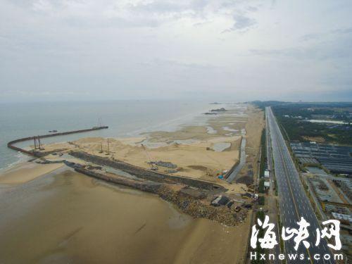 长乐机场二期加速 陆域工程力争2018年完工