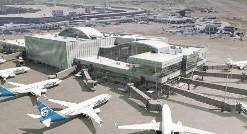 西雅图机场北卫星航站楼扩建工程方案获批