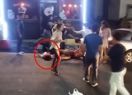 中国游客在韩打女同胞 5人被捕3人被驱逐