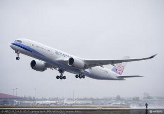 【一周情报】华航首架A350-900 XWB月底交付