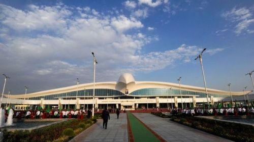 土库曼首都新建国际机场入选吉尼斯纪录