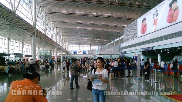 运城关公机场口岸获得临时开放许可