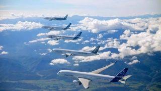 川航一气引进4架A350!成都洲际航线要爆发?