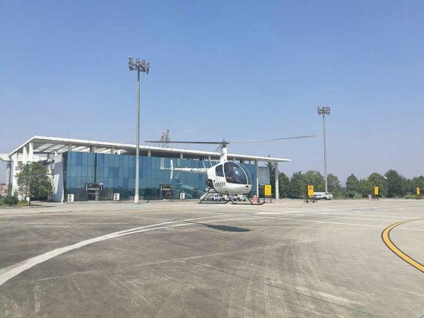 怀化芷江机场将开通济南—芷江—南宁航线