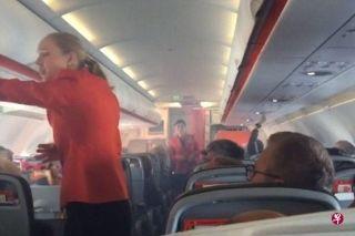 捷星客机飞行中客舱内烟雾弥漫 被迫紧急降落
