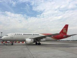 深圳航空广州直飞新加坡航线正式起航