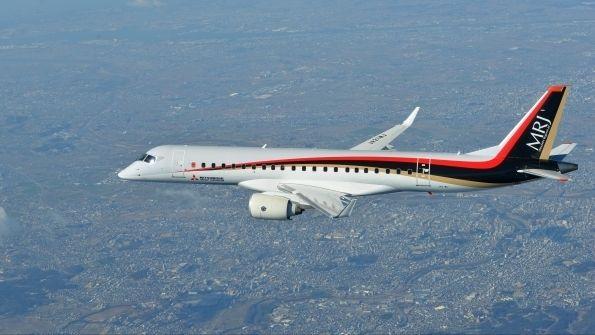 因技术问题 日本MRJ支线客机或再度推迟交付