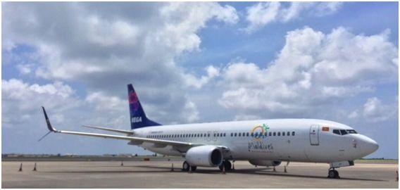 美佳航空引进一架737-800客机 启动机队更新