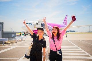 """一个让你""""哇""""的航空公司,准点率高达99.7%"""
