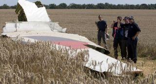 俄罗斯已向荷兰提供MH17雷达资料