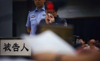 原民航局航空运输处处长苏红受贿549万今受审