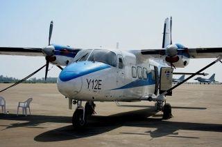 海外订单不断 运12E飞机首次交付哥斯达黎加