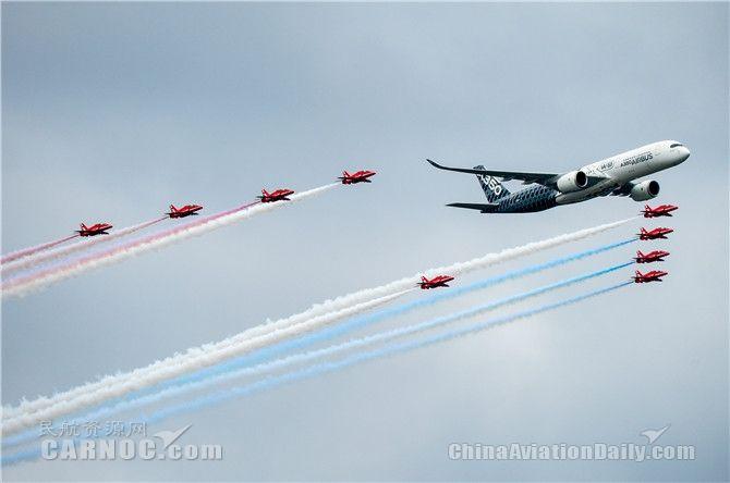 选美 9家航空公司A350涂装你最喜欢谁?