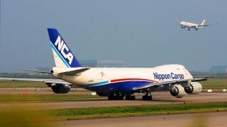 日本747货机引擎螺栓折断 照飞7个月!