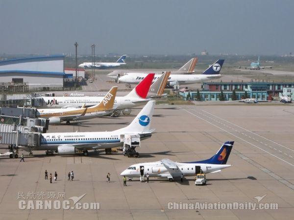天津机场旅客吞吐量首破1600万人次