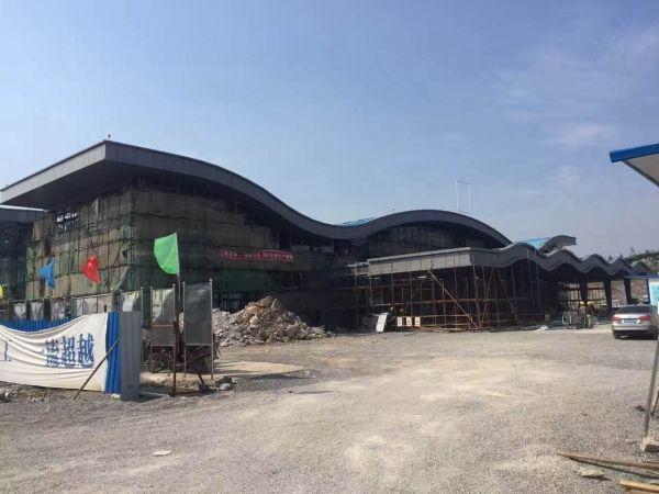 邵阳武冈机场预计2017年年中通航