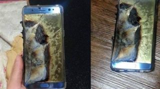 """【史上最""""委屈""""的手机】在国外航企纷纷宣布禁止Note7手机时候,9月13日,海航集团发通知禁止员工携带三星Note7手机登机,而乘客不得在机上使用Note7,以及为其充电或者托运。海航成为大陆第一家封杀三星的航空公司。9月14日,民航局也发布通告,禁止飞机上使用Note7。"""