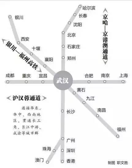 武汉第五座火车站