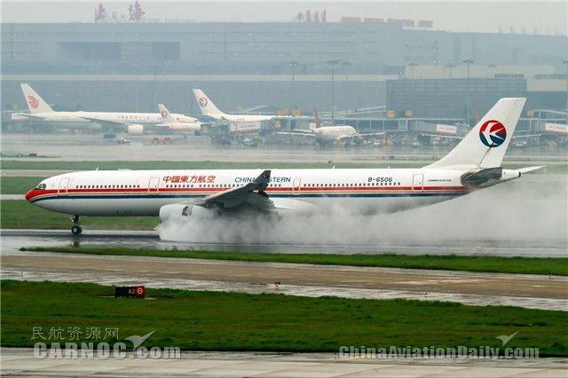 东航声明:机组发现飞行冲突 及时机动安全处置
