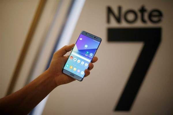 三星要求全球停售停用Note7引关注