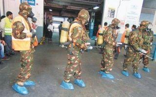 大乌龙!药当放射性物质 新德里机场虚惊一场