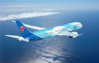 南航将接收20架787-9 为远期枢纽战略做准备