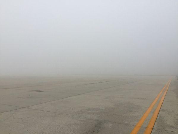 受大霧影響 通遼機場航班暫時無法起降