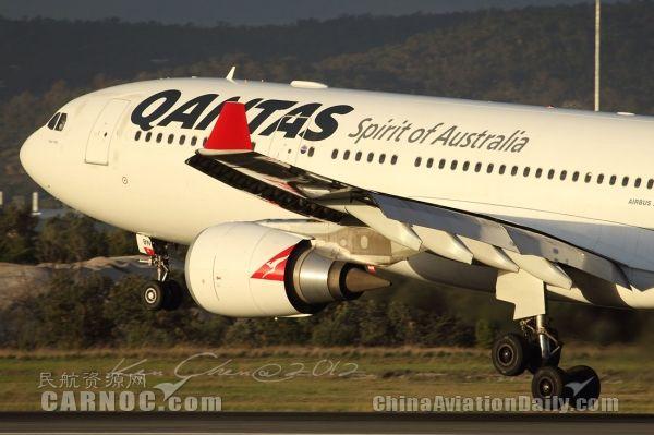 澳洲航空明年开通北京至悉尼航线 每日1班