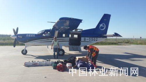 阿勒泰航空护林站将建通用机场 落址阿尔达乡
