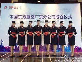 """方航空股份有限公司广东分公司10月16日在广州揭牌成立,成为东航旗下的第16家分公司。早在今年年初,东航集团总经理刘绍勇就曾表示,2016年东航将启动筹建广东分公司。完成后东航的华南运营中心将升格为基地航空。图片来源""""-WINNIE-MD"""""""