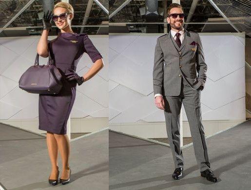 达美发布新制服  6万员工明年起换新装