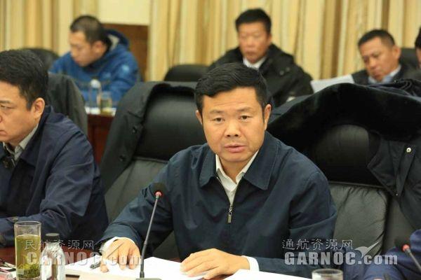 李健:放管结合 以放为主 促进通用航空安全发展