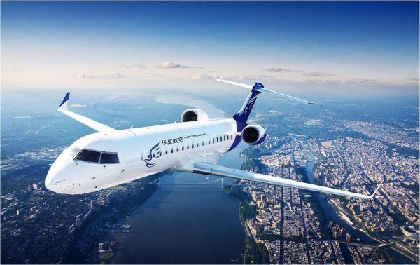 华夏航空新开天津至白城、兰州、重庆3条航线