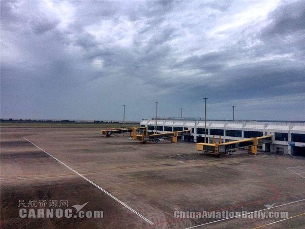 珠海机场21日取消进出港航班108架次